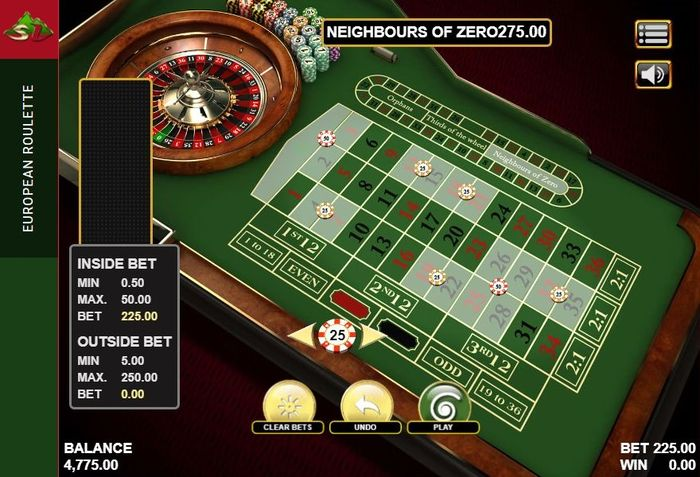 How to Play Roulette Neighbors of Zero