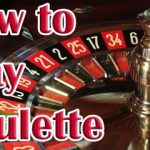 How to Play Roulette: 5 Tips for Beginners