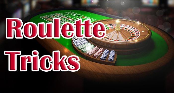 Casino roulette trick