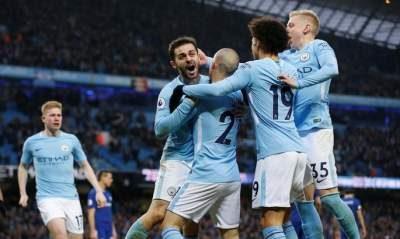 English Premier League Betting: Manchester City vs. Stoke City