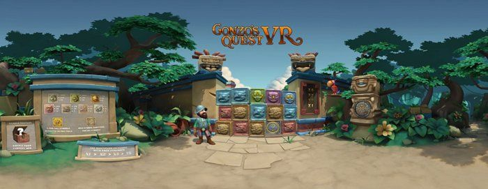 Gonzo's Quest virtual reality