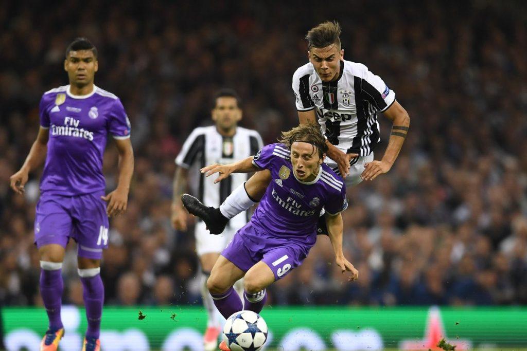 Champions League Betting: Juventus vs. Real Madrid
