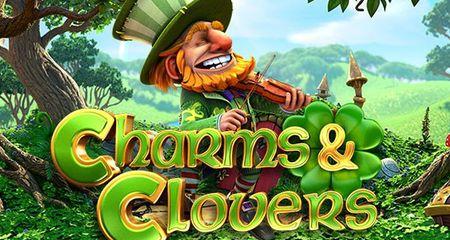 Betsoft 'un üç növ cekpotlu Charms and Clovers oyun avtomatı