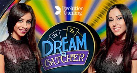 Evolution Gaming provayder 'in Live Dream Catcher oyun icmalı