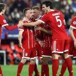 Champions League Betting: Sevilla vs. Bayern Munich