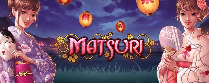 Matsuri Slot by Play'n GO Review