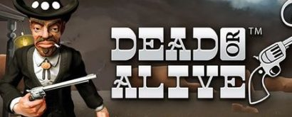 Dead or Alive Slot: A Cult Western by NetEnt