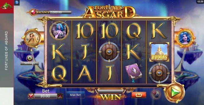 Hel in Fortunes of Asgard