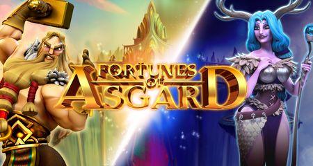 Слот Fortunes of Asgard от Microgaming: эпическая битва скандинавских богов