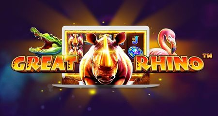 Great Rhino Slot by Pragmatic Play: a Jackpot from a Giant Rhino