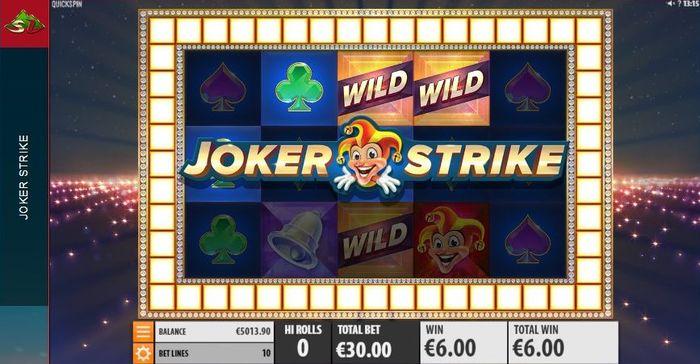 ویژگی Joker Strike