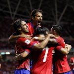 Чемпионат Мира 2018. Коста Рика - Сербия