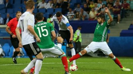 2018 World Cup Betting: Germany vs. Mexico