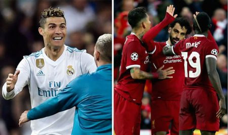 Champions League Betting: Real Madrid vs. Liverpool