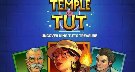Temple of Tut Slot by Microgaming Review