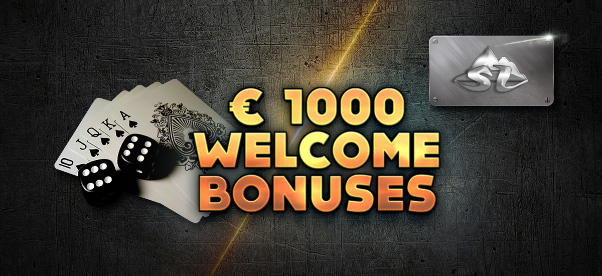 100% casino welcome bonus megah moolah
