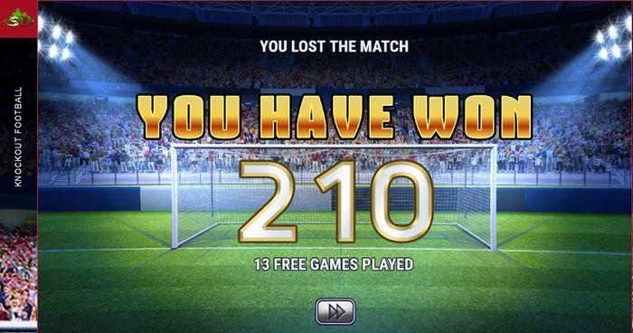 Денежный приз по результатам Knockout Free Games в Knockout Football