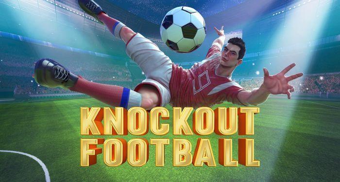 Knockout Football от Habanero: постер