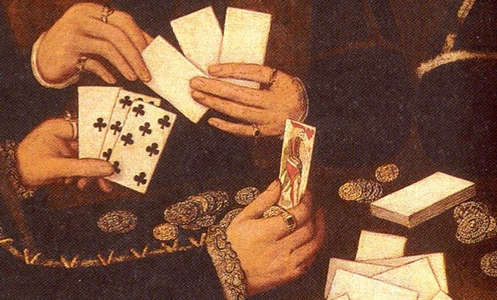Баккара всегда считалась игрой аристократов