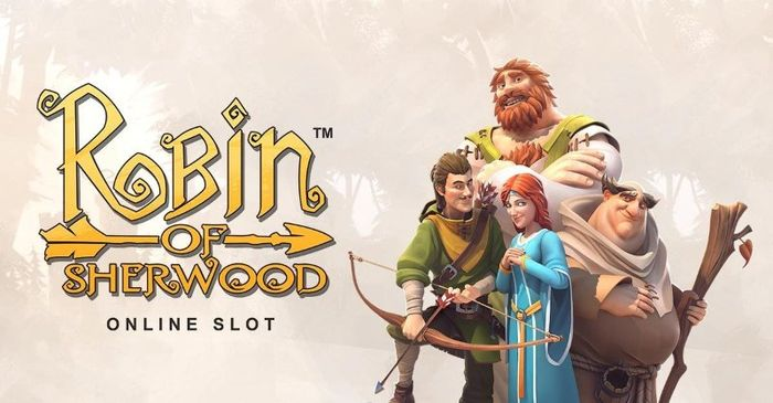 Slots of 2018: Robin of Sherwood from Rabcat and Microgaming