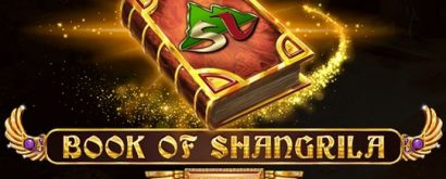 Book of Shangrila — собственный брендовый слот Shangri La Online Casino and Sport
