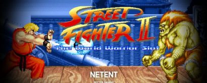 Street Fighter 2: The World Warrior by NetEnt Slot Review