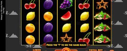 Обзор брендового игрового автомата Shangri La 100 Lucky Fruits