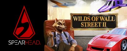 Spearhead Studios' Wilds of Wall Street 2 Slot Review